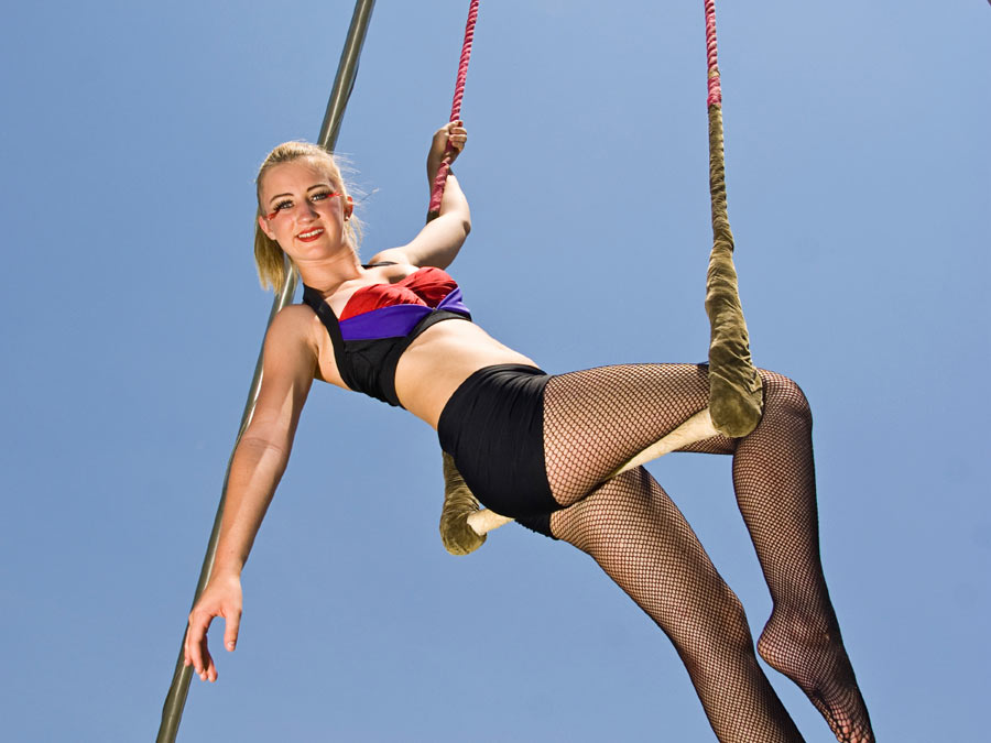 90-Minute Introductory Trapeze Class