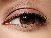 Full Set of Synthetic Eyelash Extensions