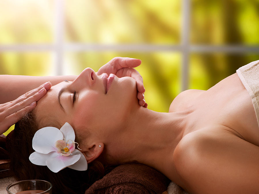 Spa Mani/Pedi, European Facial, or Spa Package