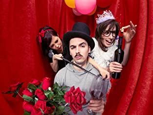 Photo Booth Rental with Prints, Props, and Delivery