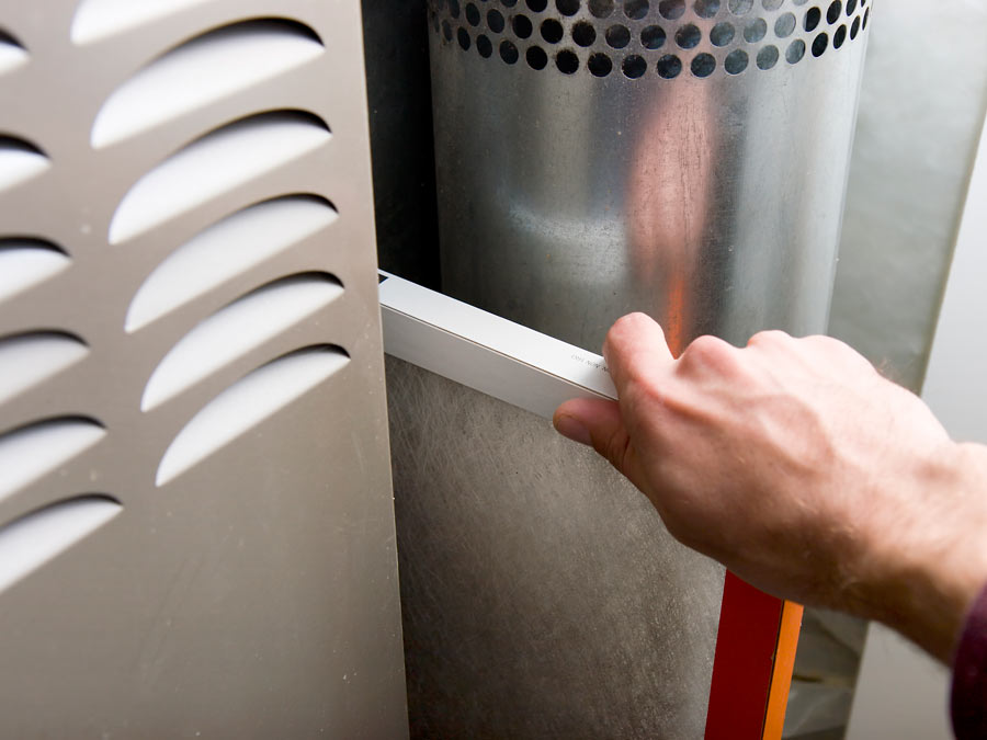 Furnace Inspection and Cleaning