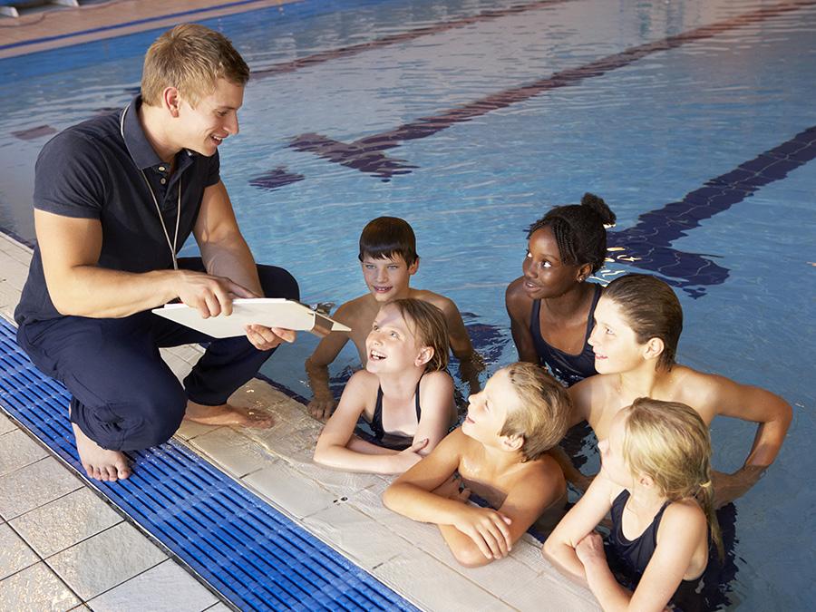 Kids' Swim Classes