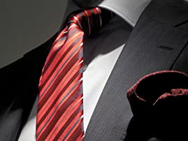 Italian Suit Package with Tie and Alterations
