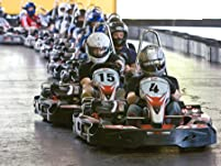 Two Races for One, Four, or Six at Sykart Indoor Racing