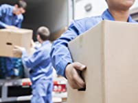 Moving Services with Truck and Equipment