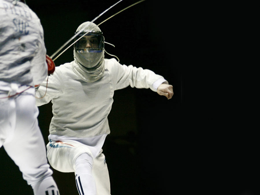 Six 75-Minute Intro to Fencing Classes