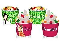 $10 to Spend at Fresk'o Yogurt