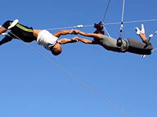Flying Trapeze Class Admission for One or Three