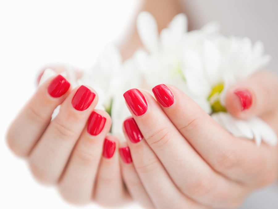 Gel Polish Manicure or Mani/Pedi