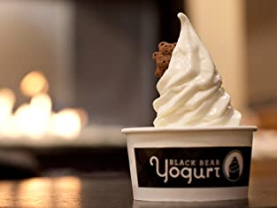 $10 or $15 to Spend at Black Bear Yogurt