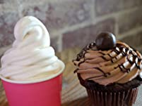 Cupcakes and Frozen Custard at Dreamcakes Bakery