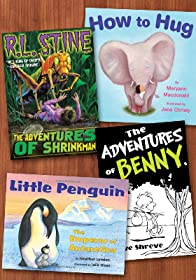 Free Voucher to Purchase Select Kindle Kids' Books for $2 Each