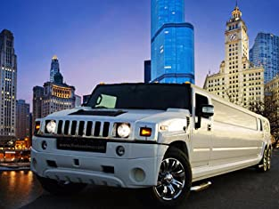 Limousine Service for up to 14 in a Stretch SUV