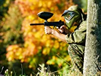 All-Day Paintball Session for up to Six People
