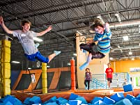 Admission to AirMaxx Trampoline Park and Fun Center