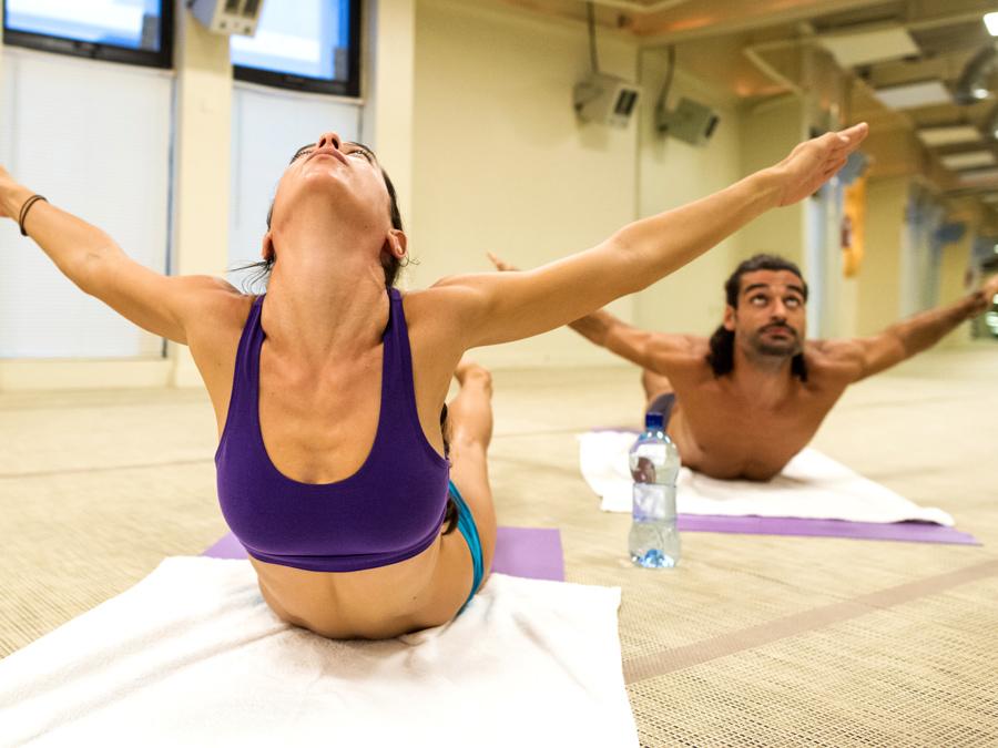 Four or Eight Bikram Yoga Classes
