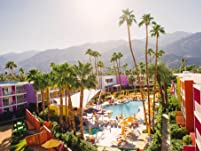 Beautiful Palm Springs Boutique Hotel Stay