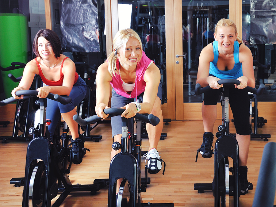 5 Pack, 10 Pack, or 1 Month of Spinning Classes