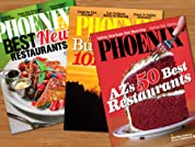 12 Monthly Issues of Phoenix Magazine