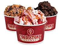 $10 to Spend at Cold Stone Creamery