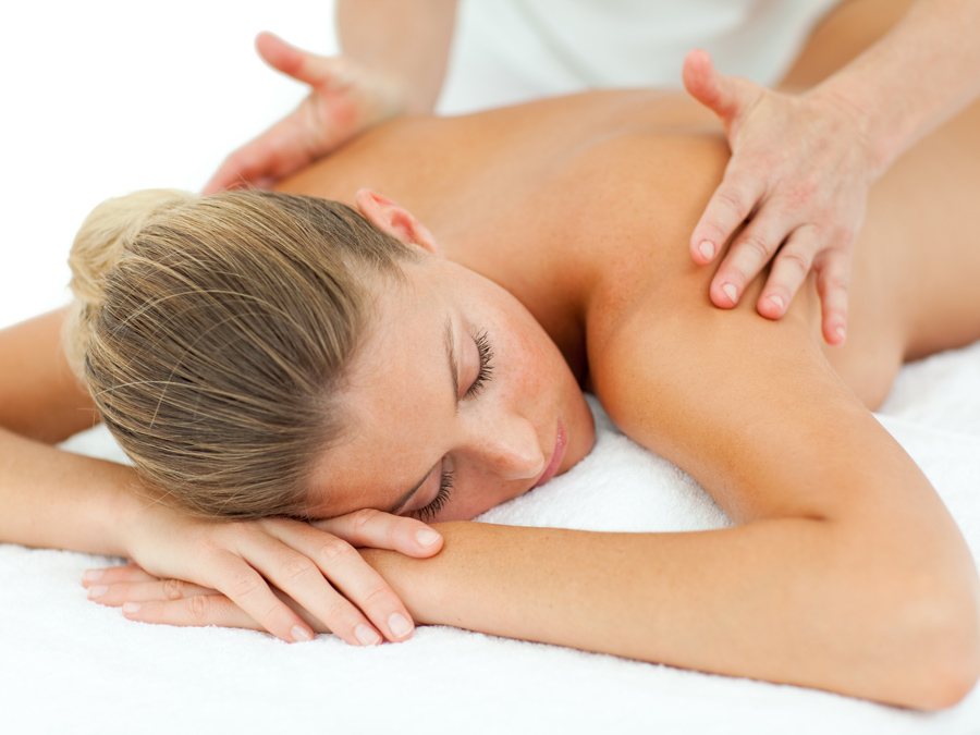 Acupuncture or Massage from Manhattan Total Health