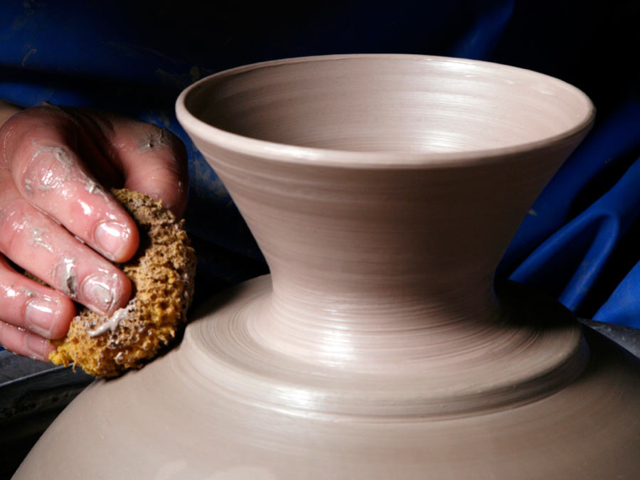 Pottery Painting or Private Wheel Session