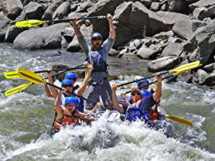 One Adult Full-Day White Water Rafting Trip