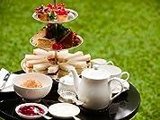 "Tea with ""Queen Elizabeth"" at Occasions Divine"
