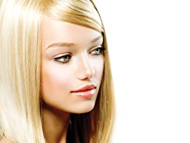 One Women's Haircut with Partial Highlights and Manicure