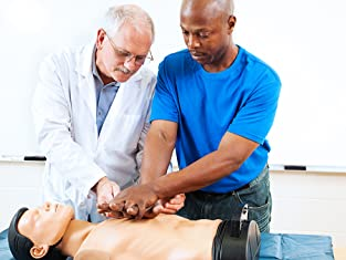 CPR and First Aid Class with Certification