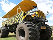 Showcase of Citrus: Monster-Truck Eco-Tour with Day Pass and Food for Two or Four