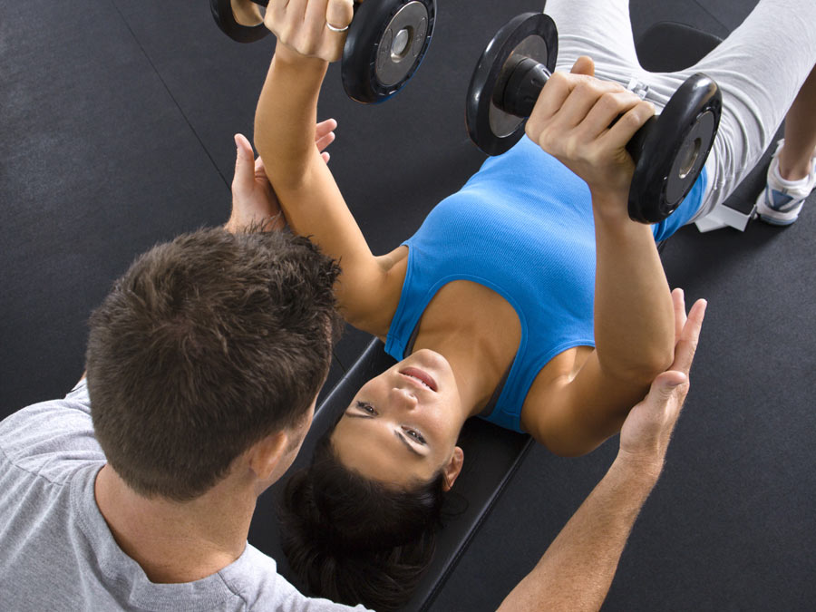 10 or 15 Personal Training Sessions