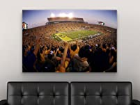 College Stadium Wall Canvas with Free Shipping