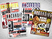 Subscription to Recording Magazine
