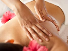 Swedish Massage at Capital Massage & Body Therapy