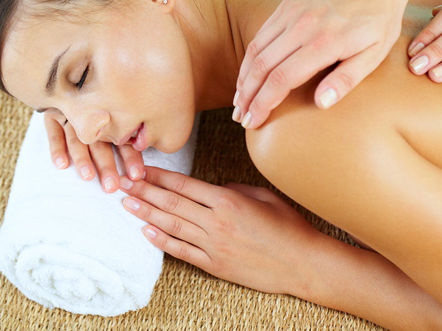 Massage, Aromatherapy, and Sauna