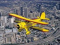 Scenic Biplane Flight