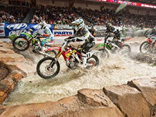 Admission to the GEICO EnduroCross on Friday, May 2, 2014