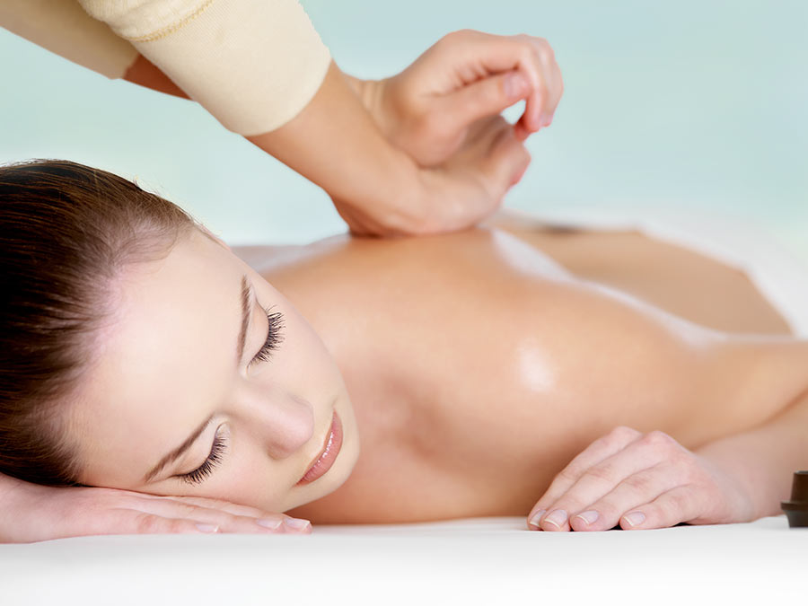 One-Hour Massage: Custom or Hot Stone