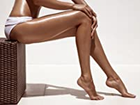 One 30-Minute Organic Airbrush Custom Spray Tan