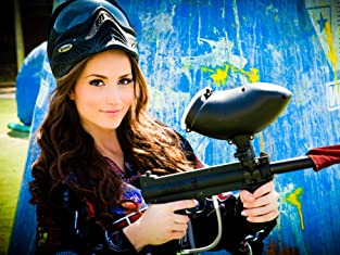 All-Day Paintball Admission for Four, Eight, or Twelve Plus Safety Equipment Rental