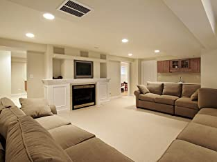 Ceiling Fan or Recessed Lighting Installation