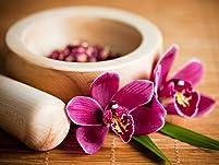 Aromatherapy Massage and Mini Facial