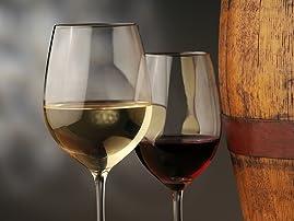Wine Flight and Bruschetta Board at The Toasted Cork