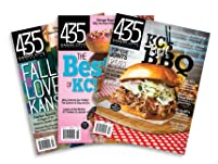 Subscription to 435 Kansas City's Magazine