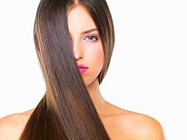 Japanese Style Hair-Straightening Treatment