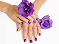 Gel Manicure and Spa Pedicure Package