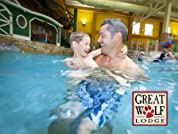 Great Wolf Lodge, Grand Mound Stay with Waterpark Wristbands and Resort Credit