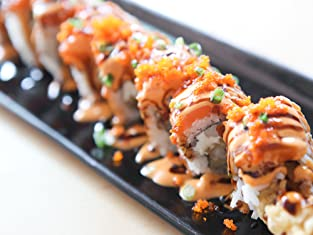 $20 Toward Freshly Rolled Sushi