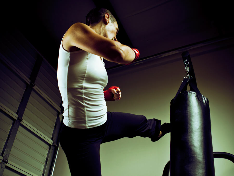 Kickboxing or Boot Camp Classes